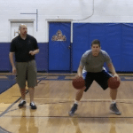 1 Dribble Between the Legs 2 Basketball Dribbling Drill