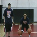1 Dribble Double Crossover 2 Ball Drill