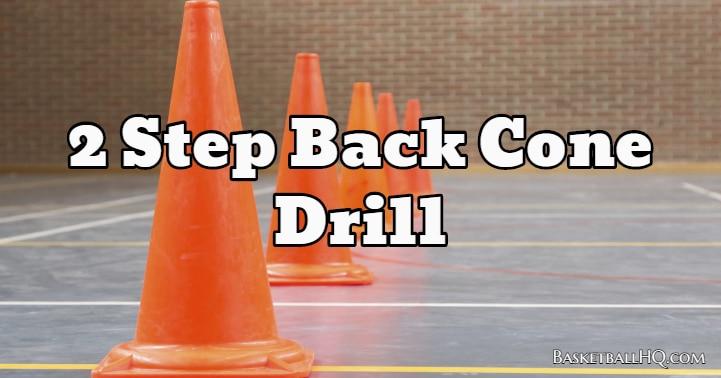 2 Step Back Cone Drill