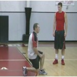 5 Yard Forward Backward Run Drill