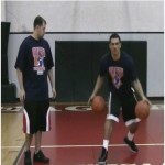All Between the Legs 2 Basketball Dribbling Drill