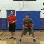 Alternating Windmill 2 Basketball Dribbling Drill