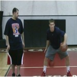 Alternating Windmill 2 Basketballs