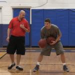 Crossover Hold 2 Basketball Dribbling Drill