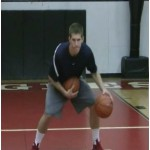 Crossover Hold 2 Basketball Drill