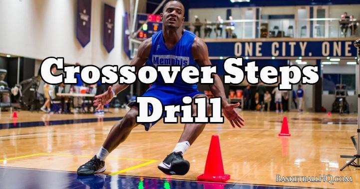 Crossover Steps Drill