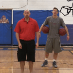 Crossovers 2 Basketball Dribbling Drill