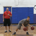 Figure  8  2 Basketball Dribbling Drill