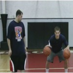 Over the Top Crossover 2 Basketball Dribbling Drill