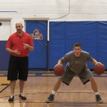 Windmill 2 Basketball Dribbling Drill