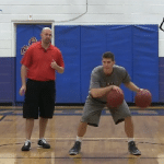 Windshield Wipers 2 Basketball Dribbling Drill