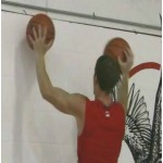 2 Ball High Low Wall Drill