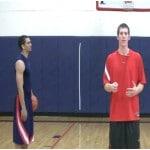 2 Basketball Partner Passing Drill