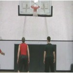 Backboard Touches