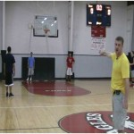 Ball Movement Shooting Drill