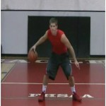 Behind the Back Continuous Dribbling Drill