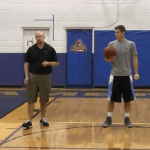 Behind the Back Toss Tennis Ball Drill