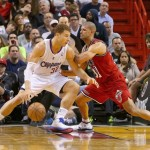 Los Angeles Clippers v Miami Heat