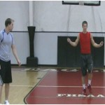 Boxer Jump Rope Drill