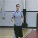 Change Direction Single Leg Jump Rope Drill