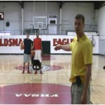 Combo Move Athletic Finish Drill