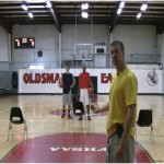 Combo Move Spin Back Finish Drill