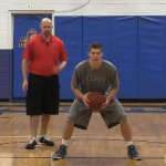 Figure Eight No Dribble Drill