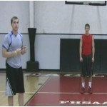High Knees Run Jump Rope Drill