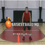 Lateral Cone Hops Drill