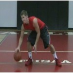 Low Dribble Drill