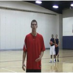 Moves on the Move Shooting Drill