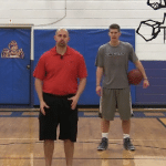 Rhythm Dribble Behind the Back Dribbling Drill