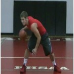 Rhythm Dribble Between the Legs Dribbling Drill