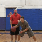 Rhythm Dribble Crossovers Dribbling Drill
