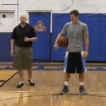 Rhythm Dribble Toss Tennis Ball Drill