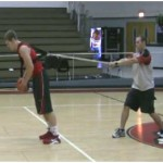 Speed Dribble with Harness