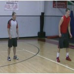 Standing Broad Jumps to Lateral Sprints