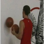 Wall 2 Ball Triangle Drill