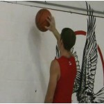 Wall Ball Sweeps Dribbling Drill