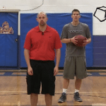 Windshield Wipers Reverse Between the Legs Crossover Dribbling Drill