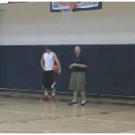 1 Dribble Behind the Back Change Direction