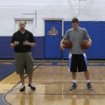 1 Dribble Double Behind the Back 2 Basketball Dribbling Drill
