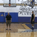 Off of the Dribble Bounce Pass Basketball Drill   Basketball HQ