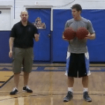 Progression Double Between the Legs Dribbling Drill   Basketball HQ