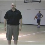 2 Dribble Toss Behind the Back