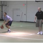 2 Dribble Toss Crossover Tennis Ball Drill