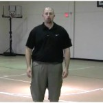 3 Dribble Toss Reverse Between the Legs