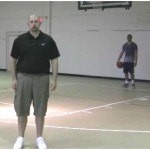 3 Dribble Toss Rhythm