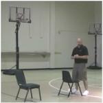 5 Chair 2 Ball Between the Legs