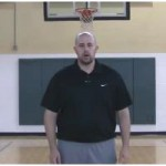 Behind the Back Walking Two Ball Drill